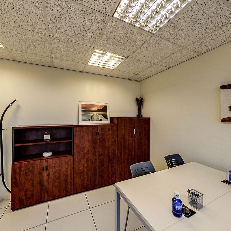 alquiler de oficinas equipadas temporales en bilbao spankor